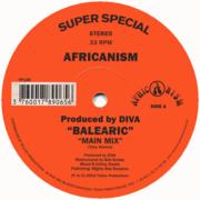 12'' - Africanism - Balearic