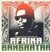 Double LP - Afrika Bambaataa - Looking For The Perfect Beat 1980-1985 - Still Sealed