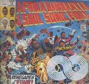 12inch Vinyl Single - Afrika Bambaataa & Soulsonic Force - Renegades Of Funk!