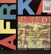 12inch Vinyl Single - Afrika Bambaataa - Just Get Up And Dance