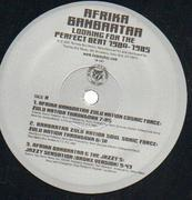 Double LP - Afrika Bambaataa - Looking For The Perfect Beat 1980-1985