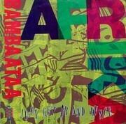 12'' - Afrika Bambaataa - Just Get Up And Dance