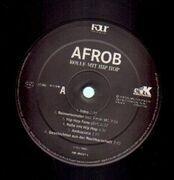 Double LP - Afrob - Rolle Mit Hip Hop