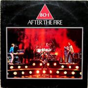 LP - After The Fire - 80f - +lyrics sheet