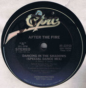 12'' - After The Fire - Dancing In The Shadows