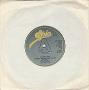 7inch Vinyl Single - After The Fire - Love Will Always Make You Cry
