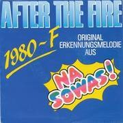 7'' - After The Fire - 1980-F