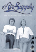 DVD - Air Supply - The Definitive DVD Collection - Still Sealed