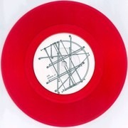 7inch Vinyl Single - Air - Radio #1 - Red vinyl, limited