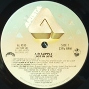 LP - Air Supply - Lost In Love