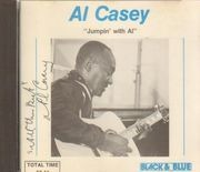 CD - Al Casey - Jumpin' With Al - Signed