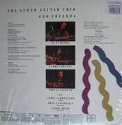 Laserdisc - Al Di Meola , Larry Coryell , Biréli Lagrène - The Super Guitar Trio And Friends