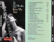 CD - Al Di Meola Project - Kiss My Axe