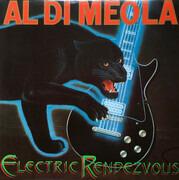 LP - Al Di Meola - Electric Rendezvous