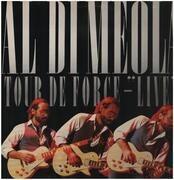 LP - Al Di Meola - Tour De Force - 'Live'