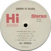 LP - Al Green - Green Is Blues