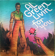 LP - Al Green - Livin' For You - AL