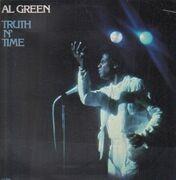 LP - Al Green - Truth N' Time