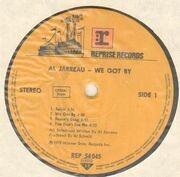 LP - Al Jarreau - We Got By