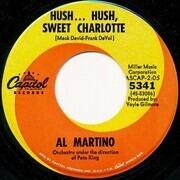 7inch Vinyl Single - Al Martino - My Heart Would Know / Hush... Hush, Sweet Charlotte