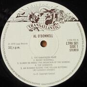 LP - Al O'Donnell - Al O'Donnell 2 - UK ORIGINAL