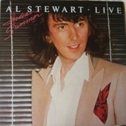 Double LP - Al Stewart - Live Indian Summer