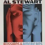 LP - Al Stewart - Russians & Americans