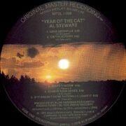 LP - Al Stewart - Year Of The Cat - Half Speed MFSL OMR audiophile