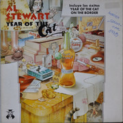LP - Al Stewart - Year Of The Cat = El Año Del Gato - Gatefold