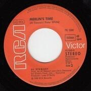 7inch Vinyl Single - Al Stewart - Mondo Sinistro