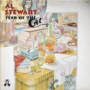 LP - Al Stewart - Year Of The Cat - Pitman Pressing