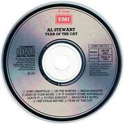 CD - Al Stewart - Year Of The Cat