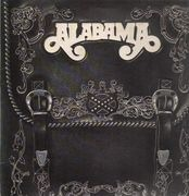 LP - Alabama - Feels So Right - embossed and textured cover