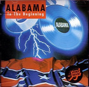 CD - Alabama - In The Beginning