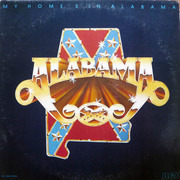 LP - Alabama - My Home's In Alabama