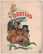 Book - Alan Aldridge - The Beatles - Illustrated Lyrics - The Beatles