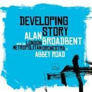 Double LP - Alan Broadbent /London Metropolitan Orch. - Developing Story (deluxe Heavyweight 2lp)
