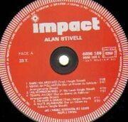 LP - Alan Stivell - Alan Stivell