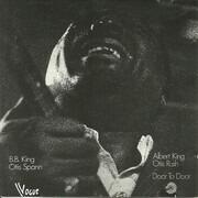 CD - Albert King / Otis Rush , Otis Spann , B.B. King - Door To Door
