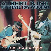 CD - Albert King With Stevie Ray Vaughan - In Session