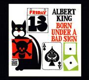 CD - Albert King - Born Under A Bad Sign - Digipak