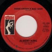 7'' - Albert King - Born Under A Bad Sign