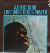 LP - Albert King - Live Wire / Blues Power