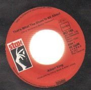 7'' - Albert King - That's What The Blues Is All About