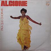 LP - Alcione - Pra Que Chorar