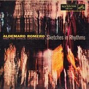 LP - Aldemaro Romero And His Dance Orchestra - Sketches In Rhythms
