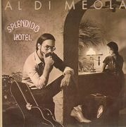 Double LP - Al Di Meola - Splendido Hotel