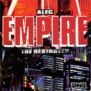 7inch Vinyl Single - Alec Empire - The Destroyer