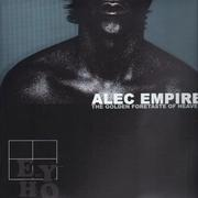 Double LP - Alec Empire - The Golden Foretaste Of Heaven