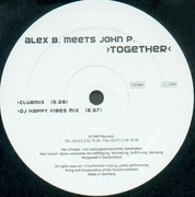 12'' - Alex B. Meets John P. - Together